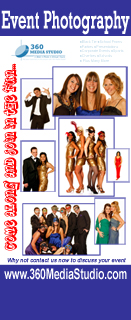 Charity Ball Event Photographer with instant viewing and onsite printing
