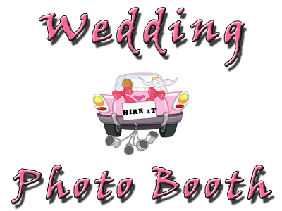 Berkshire wedding photo booth hire