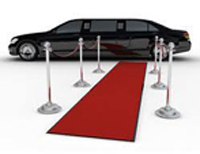 Berkshire red carpet hire